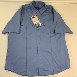 5.11 Tactical Uniform Button Shirt Short Sleeve XL